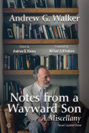 Notes from a Wayward Son [Pdf/ePub] eBook