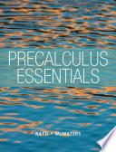 Precalculus Essentials