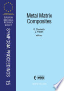 Metal Matrix Composites Book PDF