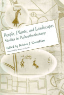 People  Plants  and Landscapes