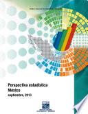 Perspectiva estadística. México 2013