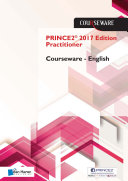 PRINCE2   2017 Edition Practitioner Courseware   English