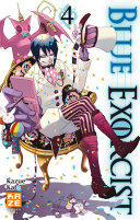 Blue Exorcist ebook