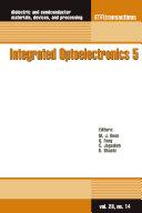 Integrated Optoelectronics 5