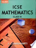 Icse Mathematics