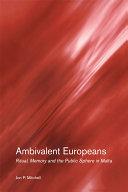 Ambivalent Europeans