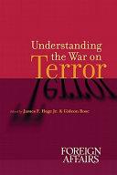 Understanding the War on Terror