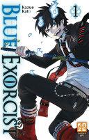 Blue Exorcist T01 ebook