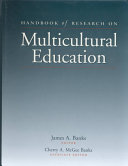 Handbook Of Research On Multicultural Education Book PDF