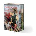 Harry Potter Illustrated Box Set
