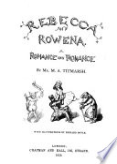 Rebecca and Rowena