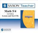 Hs Teacher Algebra Kit, Level 5/4