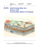 Pdf Safe Drinking Water Act, Section 1429 ground water report to Congress. Telecharger