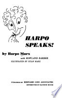 Harpo Speaks! With Rowland Barber