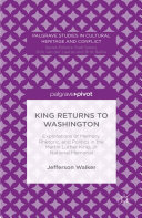 King Returns to Washington