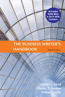 The Business Writer S Handbook