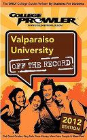 Valparaiso University 2012
