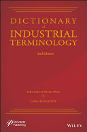 Dictionary of Industrial Terminology Pdf/ePub eBook