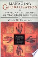 International Business Managing Globalization [Pdf/ePub] eBook
