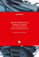 Recent Advances in Robust Control