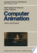 Computer Animation Book