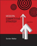 Modern Competitive Strategy Book