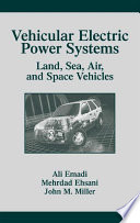 Vehicular Electric Power Systems Book PDF