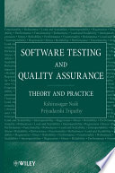 Software Testing and Quality Assurance Book