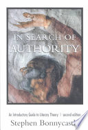In Search of Authority  second edition
