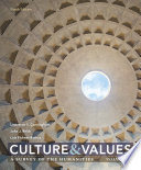 Culture and Values  A Survey of the Humanities Book PDF