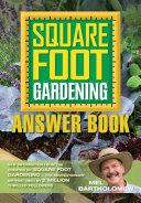 Square Foot Gardening Answer Book Pdf/ePub eBook