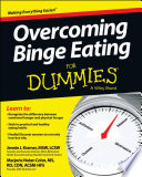 Overcoming Binge Eating For Dummies Book
