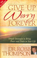 Give Up Worry Forever Book