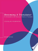 Becoming a Translator