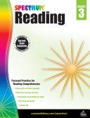 Spectrum Reading Workbook, Grade 3 [Pdf/ePub] eBook