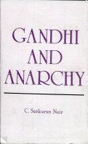 Gandhi and Anarchy ebook