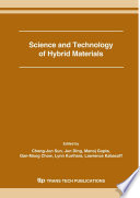 Science And Technology Hybrid Materials Book PDF