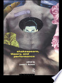 Shakespeare  Theory and Performance Book PDF