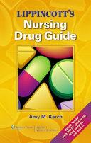 2014 Lippincott s Nursing Drug Guide