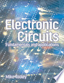 Electronic Circuits Fundamentals And Applications Book PDF