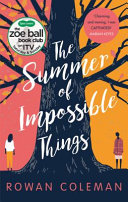 The Summer of Impossible Things banner backdrop