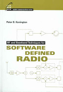 Rf And Baseband Techniques For Software Defined Radio Book PDF