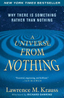 Pdf A Universe from Nothing