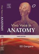 Viva Voce In Anatomy, 3/e ebook