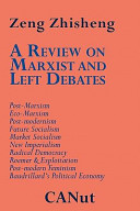 A Review On Marxist And Left Debates