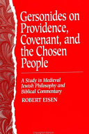 Gersonides on Providence, Covenant, and the Chosen People Pdf/ePub eBook
