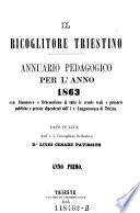 """""""Il"""" Ricoglitore Triestino"""