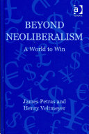 Beyond Neoliberalism