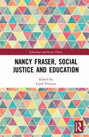 Nancy Fraser, Social Justice and Education