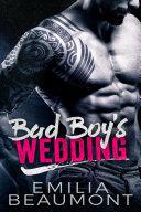 Pdf Bad Boy's Wedding Telecharger